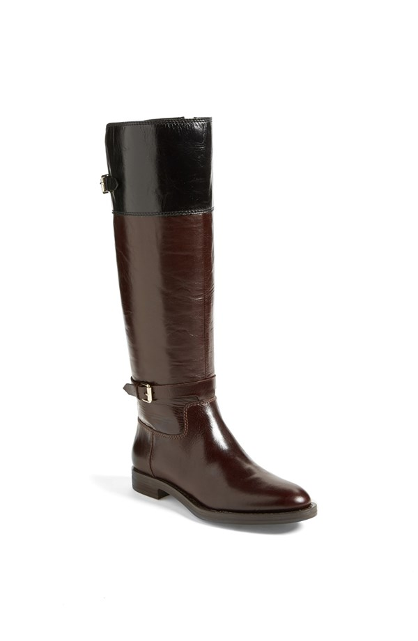 Enzo Boots Riding Leather