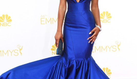 KeKe Palmer Emmy Awards Fashion 2014