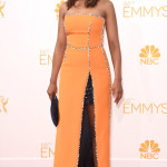 Kerry Washington Emmy Awards Fashion 2014