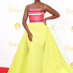 Teyonah Parris Emmy Awards Fashion 2014