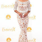 Camila Alves Emmy Awards Fashion 2014