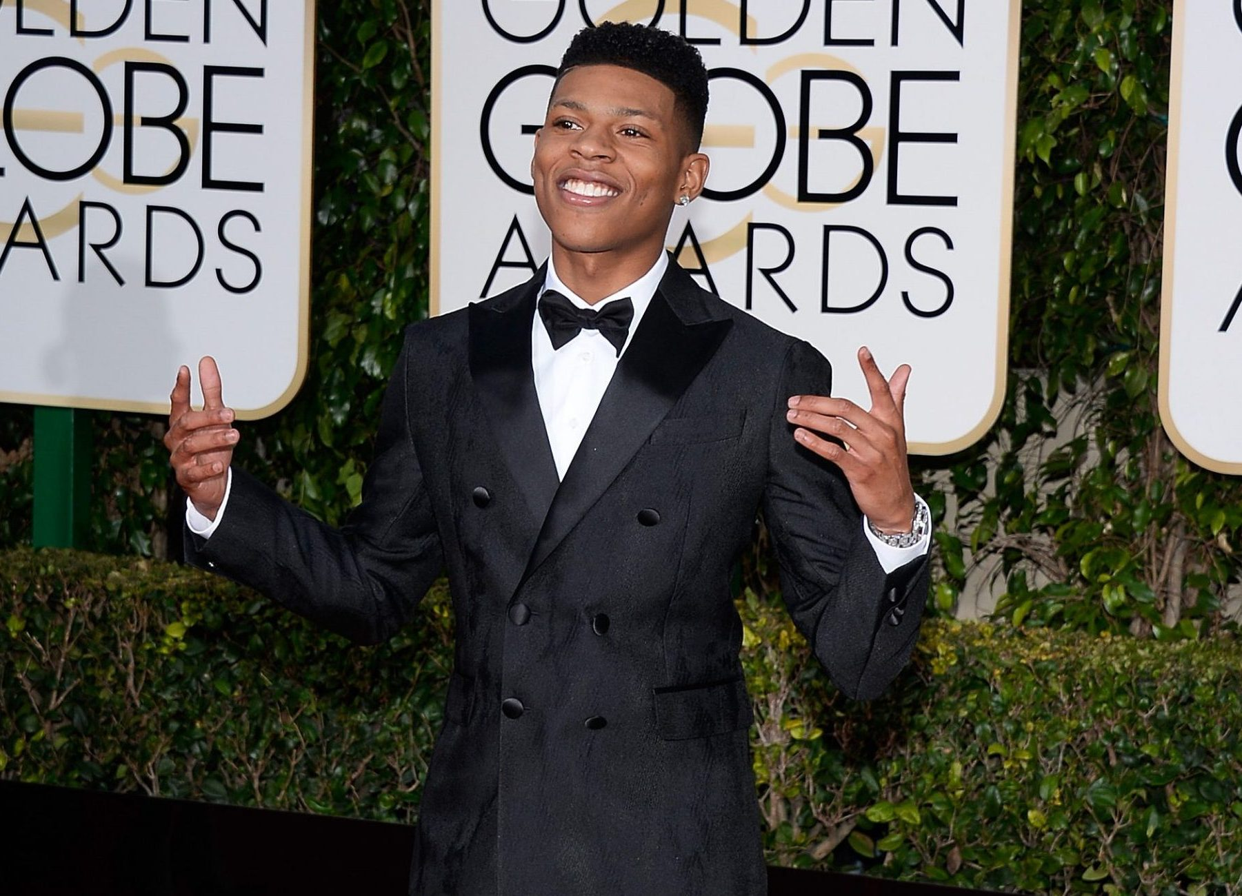 Bryshere Gray Golden Globes