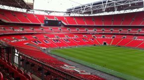 Wembley Stadium Closed due to coronavirus