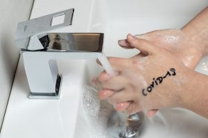 CDC recommended guidelines on hand washing and hand hygiene. A step by step video tutorial to keep you safe. Washing for at least 20 seconds with soap.