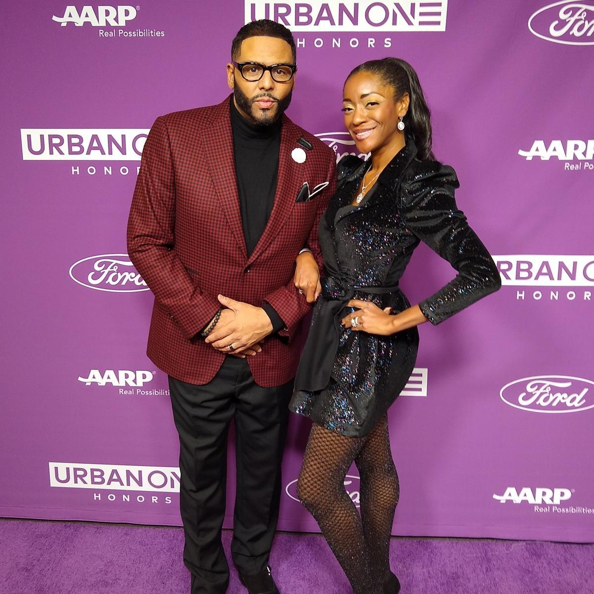Urban One Honors Publicist Ivy Pendleton and Al B. Sure
