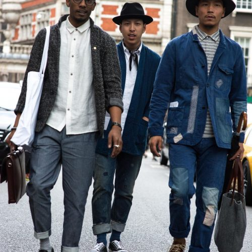 London Street Style Mens